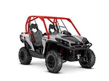 2018 Can-Am Commander 800R for sale 200546721